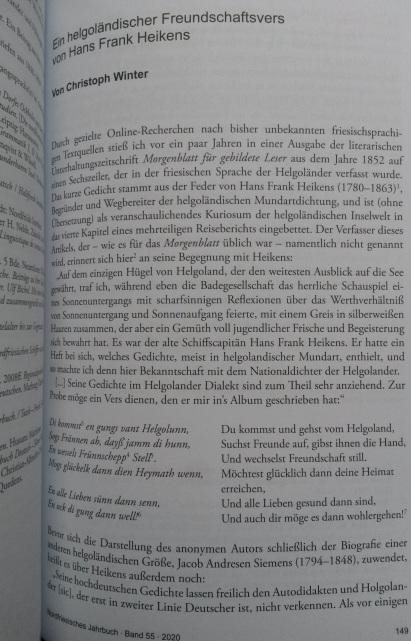 Blog 16.12.19 (Freundschaftsvers Jahrbuch) 2